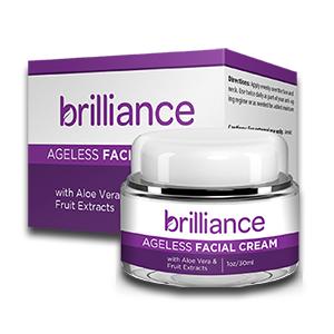 brilliance sf anti aging cream