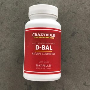 perfectly legal steroid supplement