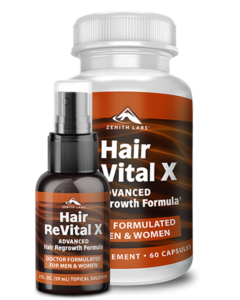 reviews hair revital x