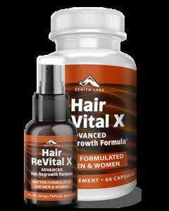reviews hair revital x