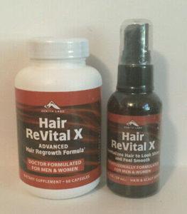 hair revital x reviewed