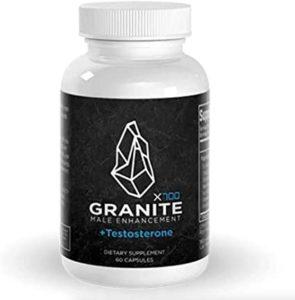 granite male enhancement reviewed